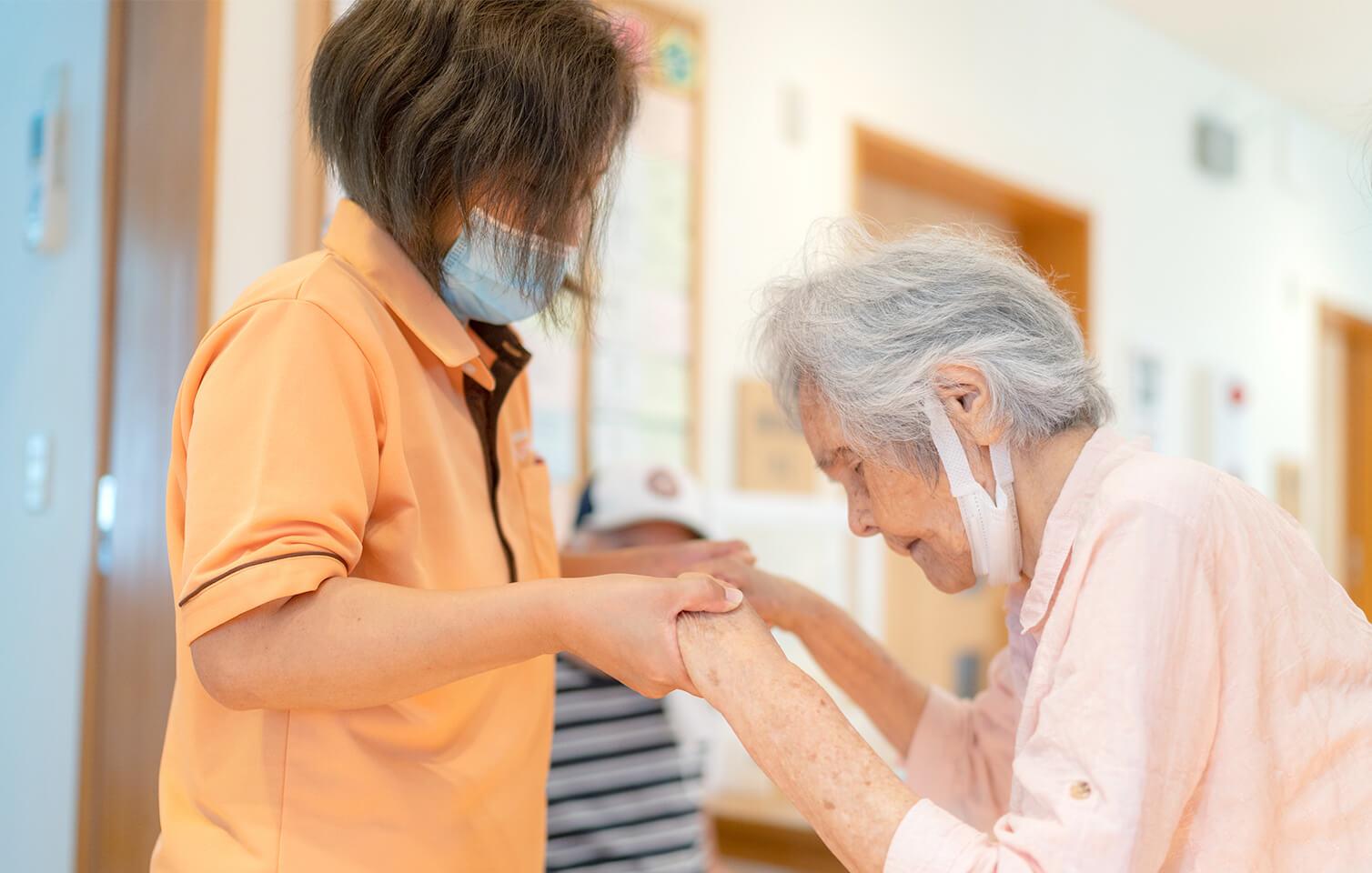 小規模多機能型 居宅介護事業所のリビング